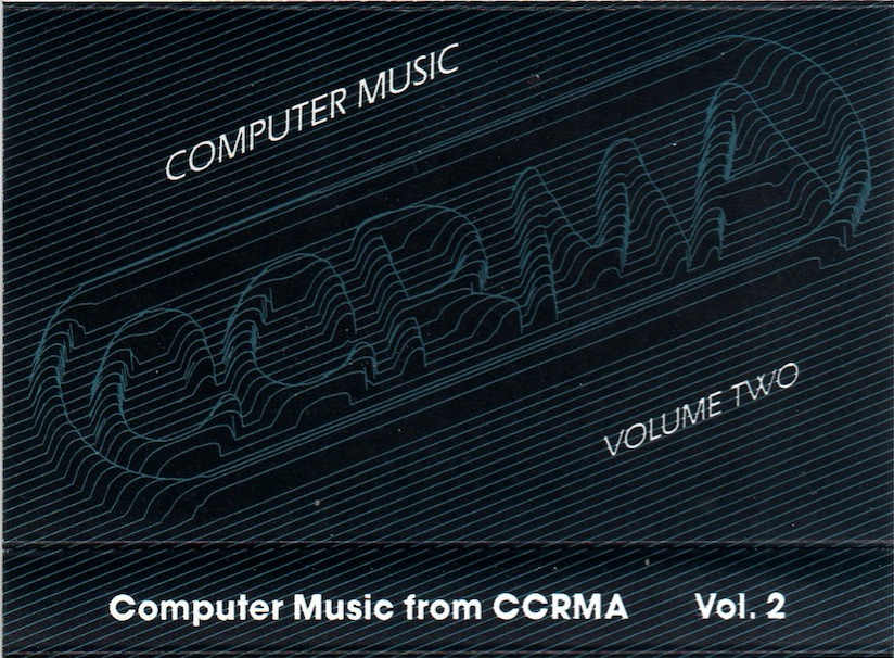 Computer Music from CCRMA Vol.2