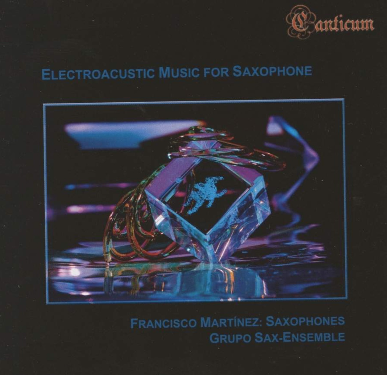 Electroacoustic music for saxophone